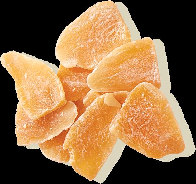 Dried mangoes