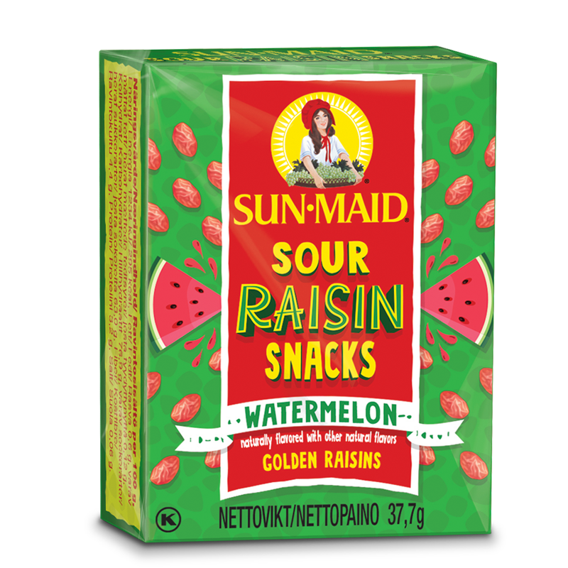 Sun-Maid watermelon 37g